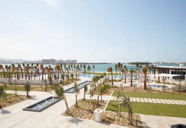 Waldorf Astoria Palm Dubai.