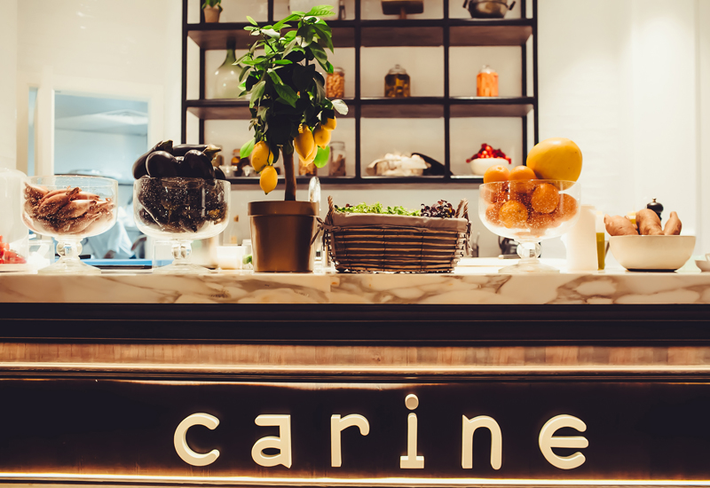 PHOTOS: Opening night at chef Izu Ani's new restaurant Carine