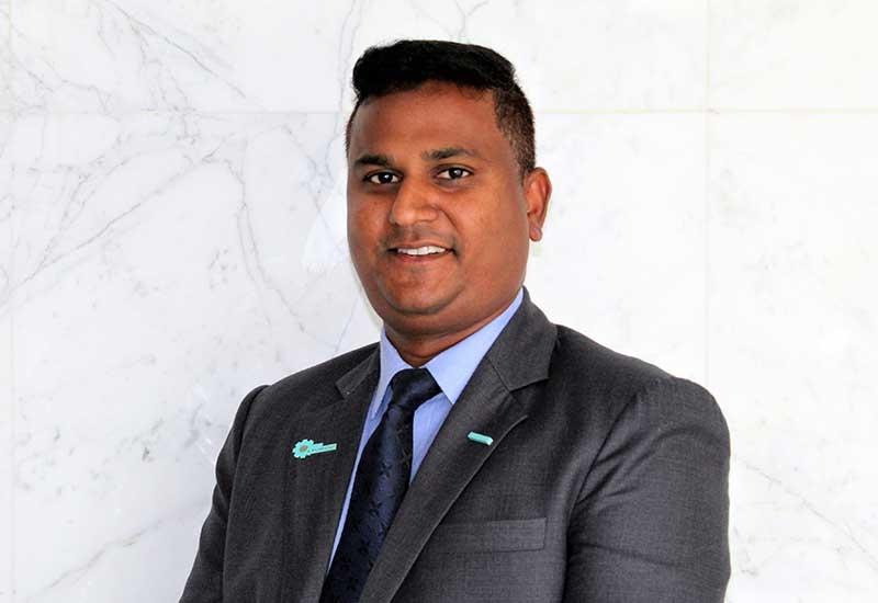 Mohamed Sajeev Peeru, Complex Procurement Manager, Le Meridien Dubai and Le Meridien Fairway