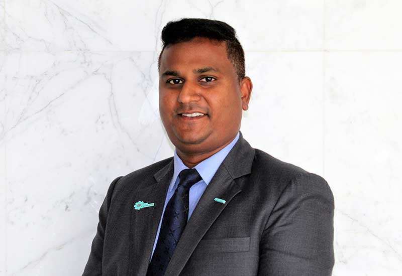 Mohamed Sajeev Peeru, Complex Procurement Manager, Le Meridien Dubai and Le Meridien Fairway