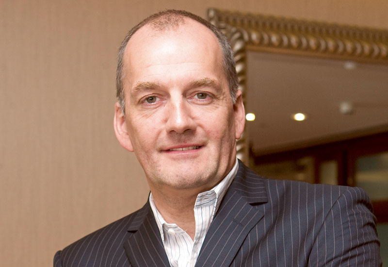 Robert MacLean, Principal, National Hospitality Institute Oman