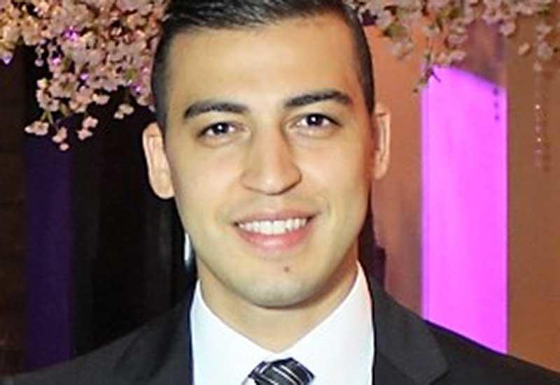 Otman Bengebara, Banquet Service Manager, Armani Hotel Dubai