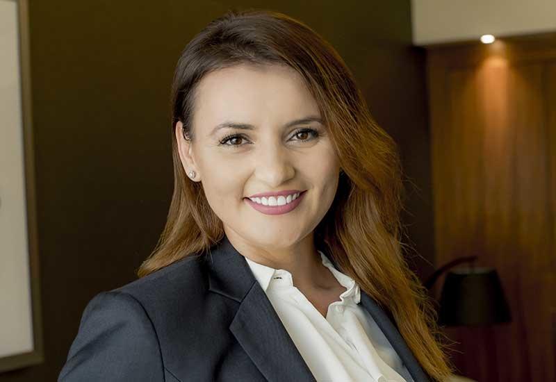 Laura Zanfirescu, Executive Housekeeper, Radisson Blu Hotel, Dubai Waterfront