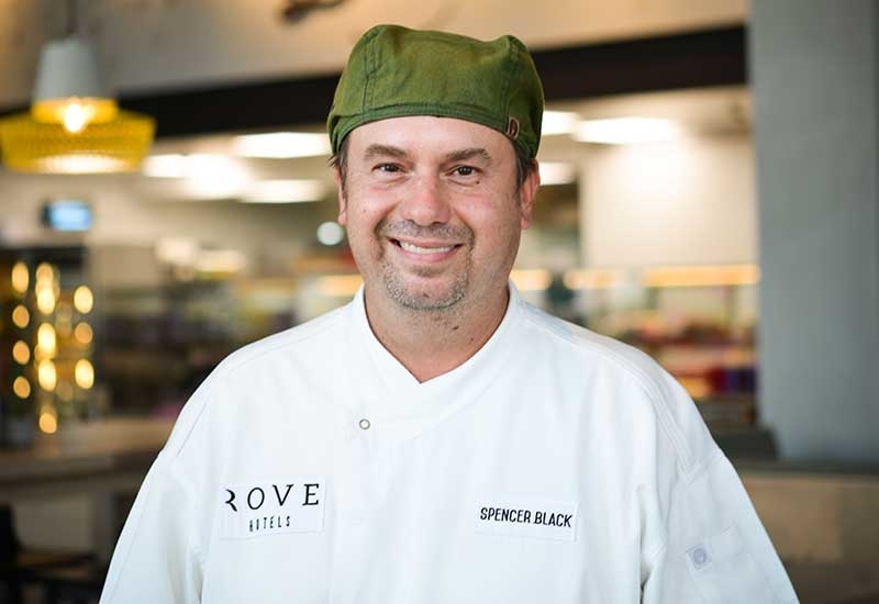 Spencer Lee Black, Director of FB & Culinary, Rove Hotels