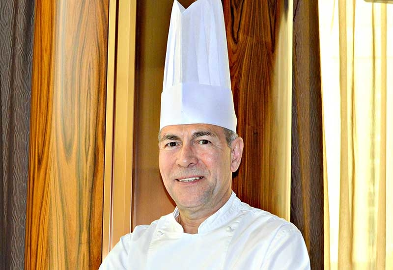 Winfried Helmetag, Executive Chef, Millennium Airport Hotel Dubai
