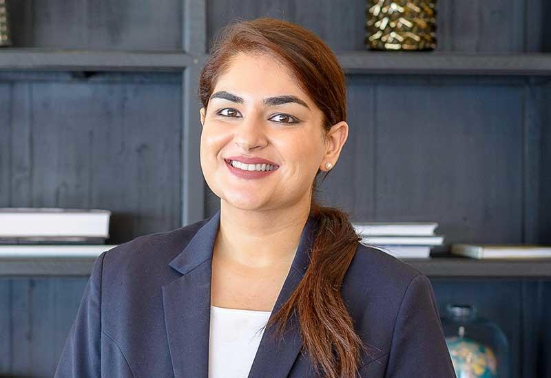Zehra Masood, Purchasing Manager, Fairmont Dubai