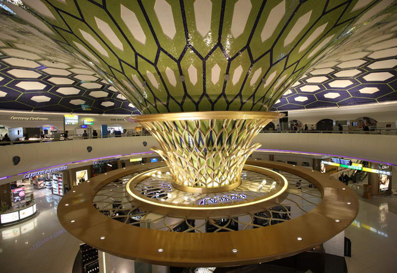 Passenger arrivals at Abu Dhabi International Airport are up 0.7% in the first half of 2017 compared to the same period in 2016.
