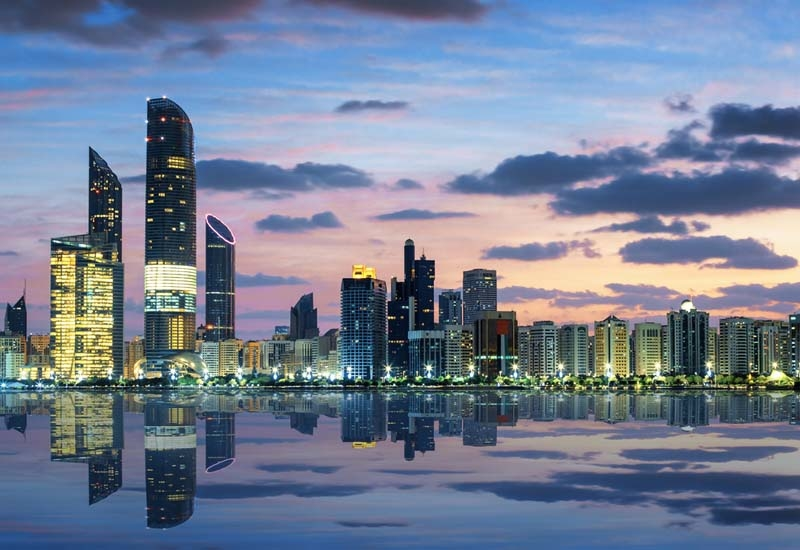 Abu Dhabi posted positive results in October 2017.