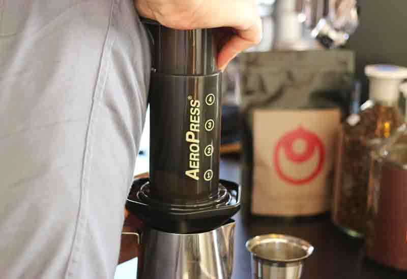 Winners of the competition in Dubai on March 19, 2016 will compete in the world Aeropress championship in Dublin, Ireland