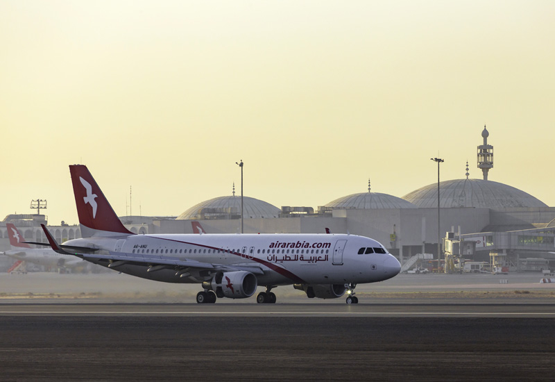 Air Arabia currently operates flights to 130 routes across the globe.