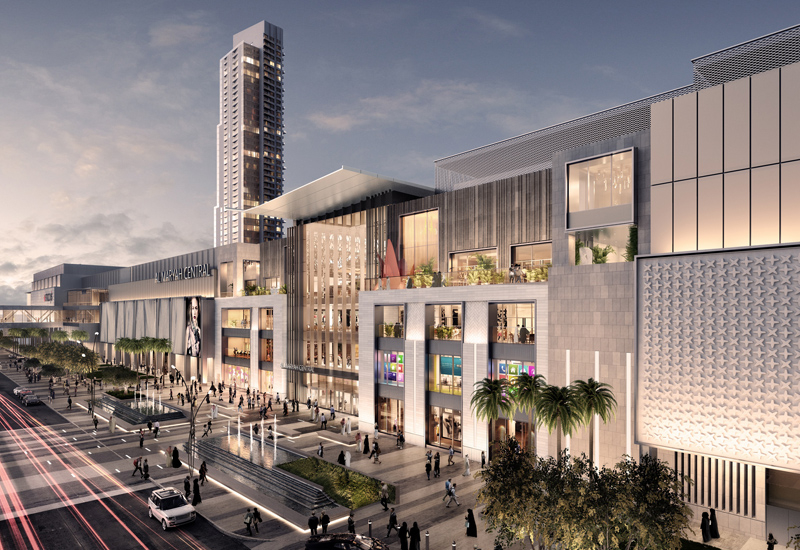 Al Maryah Central is expected to open in Abu Dhabi in 2018