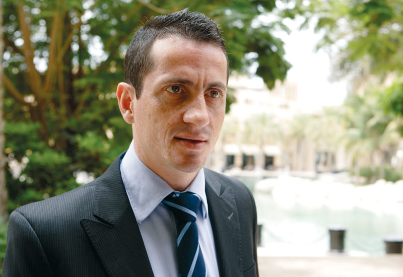Action Hotels CEO Alain Debare