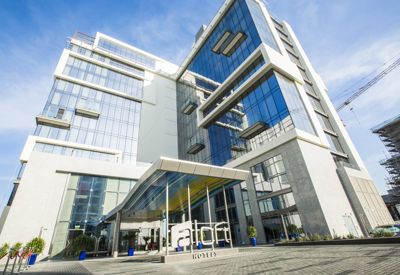 FIRST LOOK: Dubai's first Aloft hotel is now open on Palm Jumeirah