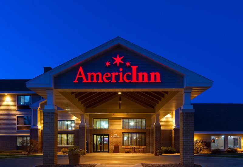 AmericInn's portfolio consists of 200 primarily franchised hotels.