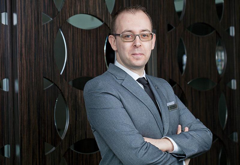Antonio Ostuni, director of F&B.