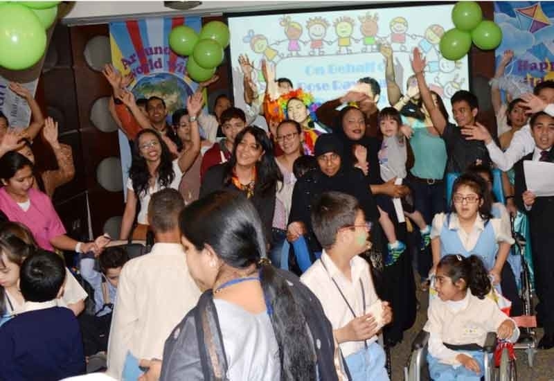 PHOTOS: Children's Day at Rose Rayhaan by Rotana