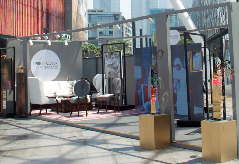 """Pullman Hotels partnered with IFDC to host """"Artist Playground"""" in Dubai."""