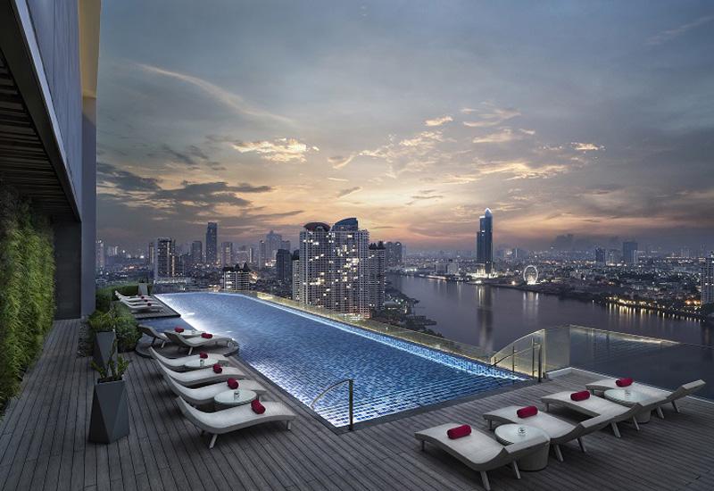 Avani Riverside Bangkok.