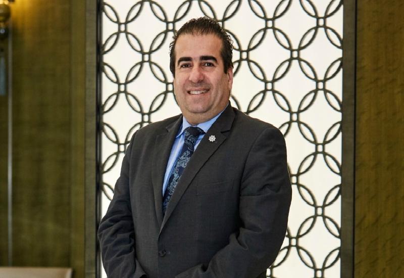 Ayla Hotels & Resorts group general manager Mohamed Soussan.