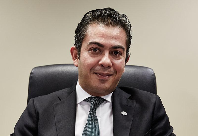 General manager, Ayman Gharib