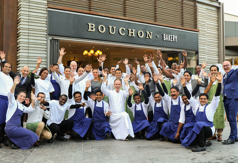 Bouchon Bakery has officially opened in Dubai.