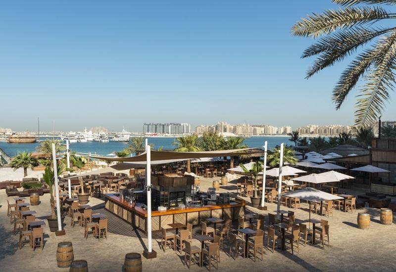 Barasti Beach Bar.