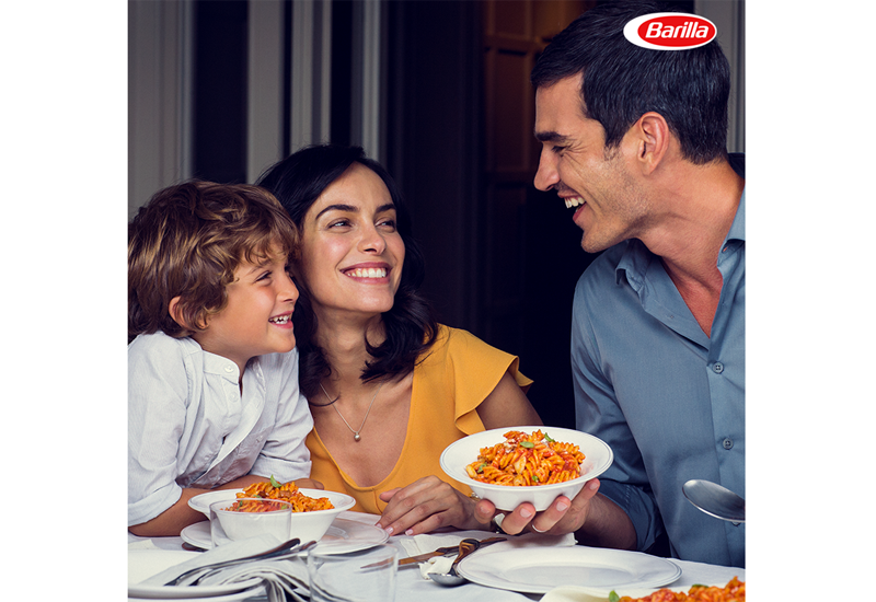 Barilla's new campaign encourages families to recognise the females in their lives.