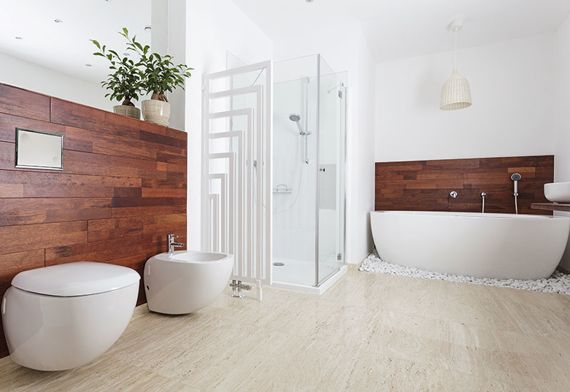 Sustainable designs are on the agenda for many bathroom suppliers, including Aliaxis.