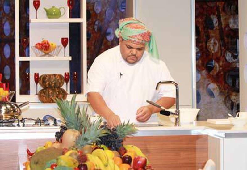 Chef Al Lamki