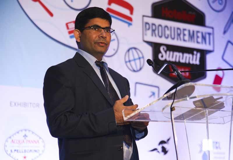 Bhanu Pratap Singh, director of procurement Atlantis the Palm, will present a case study on F&B purchasing.