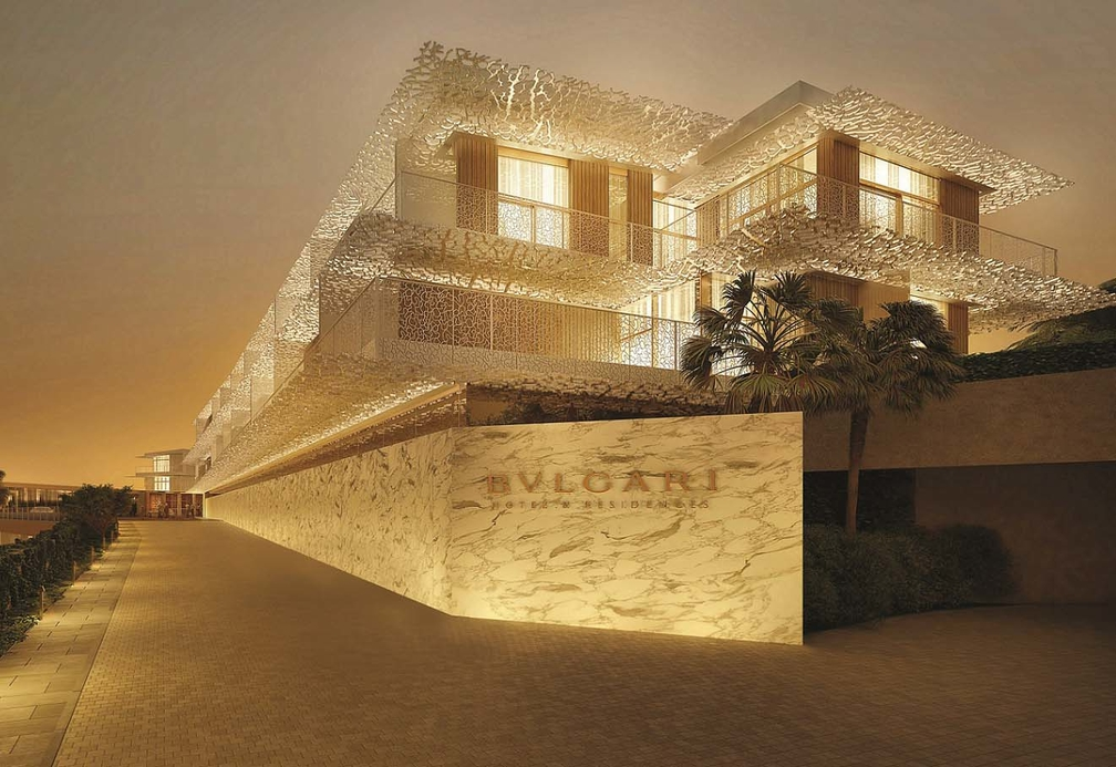 Bulgari Resort and Residences Dubai.