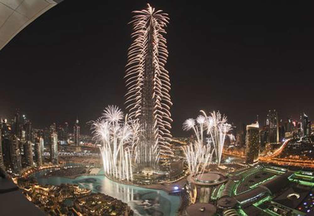 Leisure, Attractions, Burj khalifa, Fireworks, New year's eve dubai, Youtube