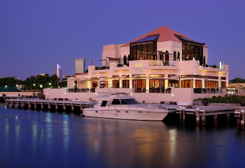 Byblos Sur Mer at InterContinental Abu Dhabi.