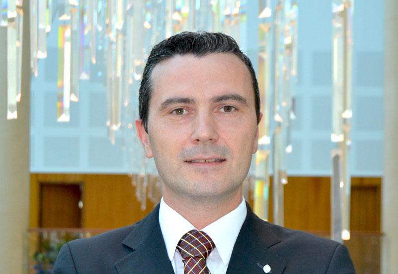 Holiday Inn Abu Dhabi Downtown general manager Cedric Gaillard