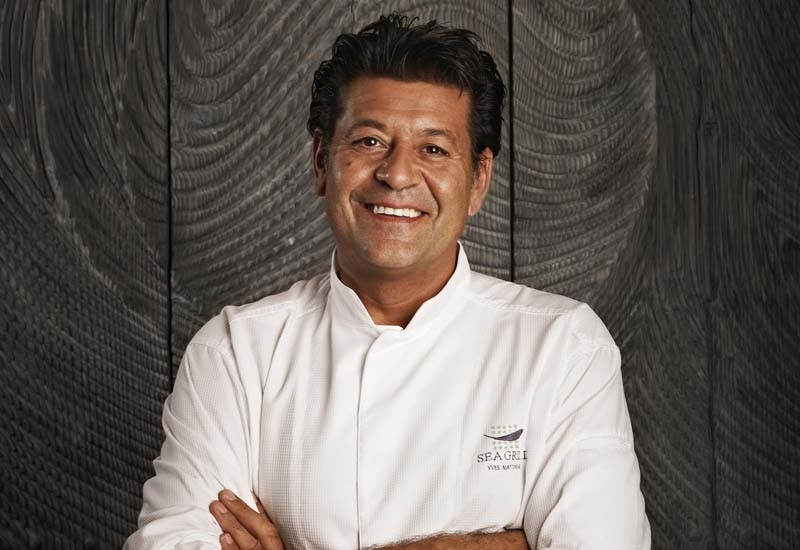 Chef Yves Mattagne