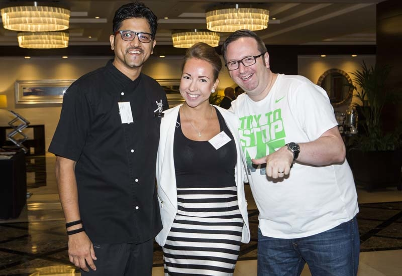 PHOTOS: Networking at Chef & Ingredients 2015