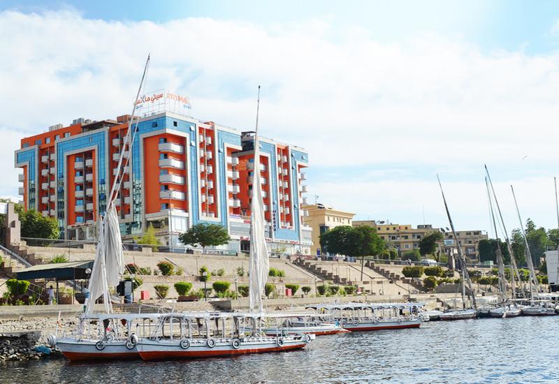 Citymax Hotel Aswan, Egypt.