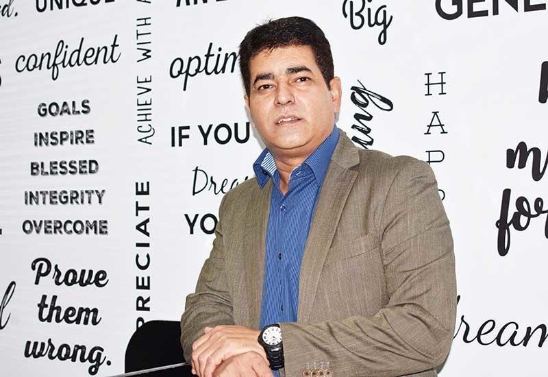 Citymax Hotel Al Barsha chief engineer Mohammed Salim.