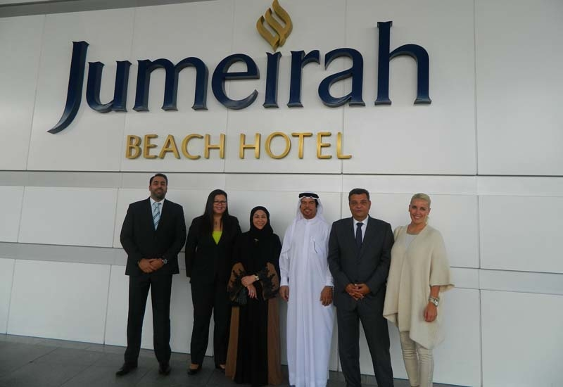 Coco Jalila and Jumeirah Beach Hotel have signed an agreement.