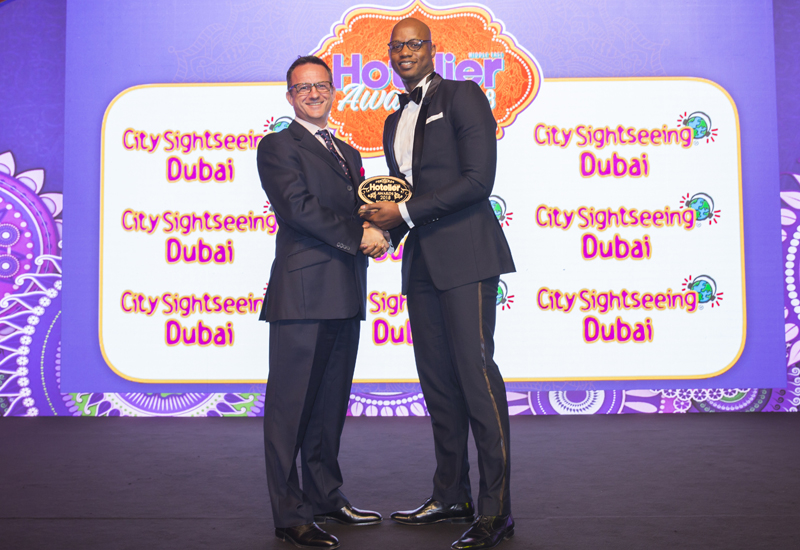 Reports, Hotelier middle east awards, Concierge/Guest Services Person of the Year, The h dubai