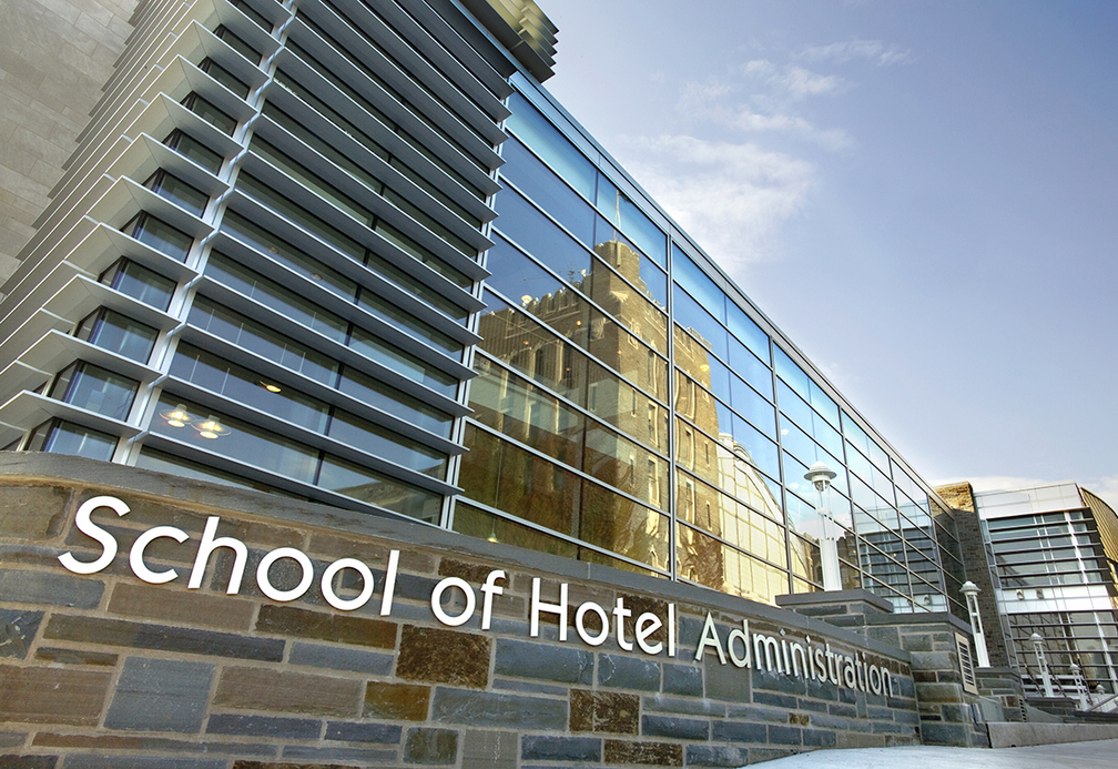 School of Hotel Administration (Cornell University).