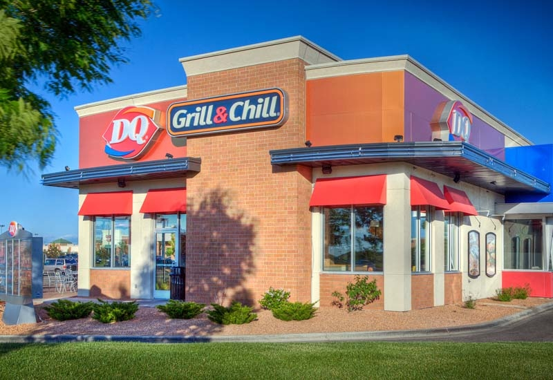 DQ Grill and Chill.