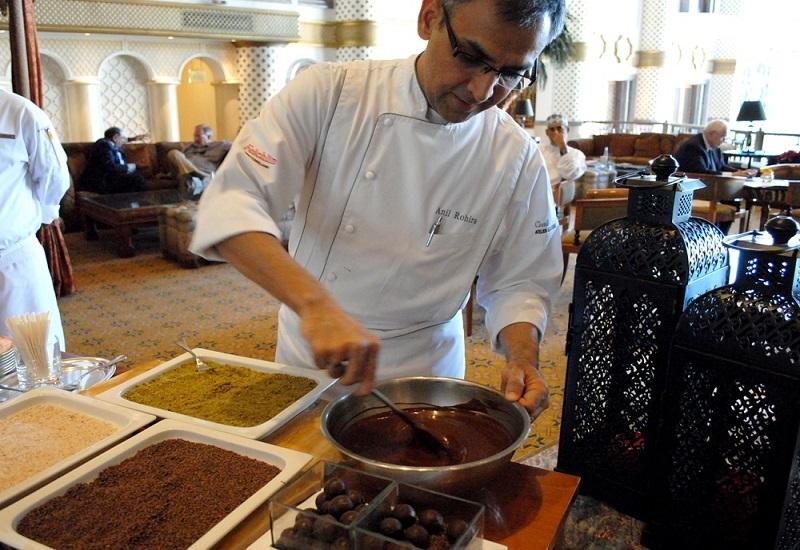 Anil Rohira at Grand Hyatt Muscat.