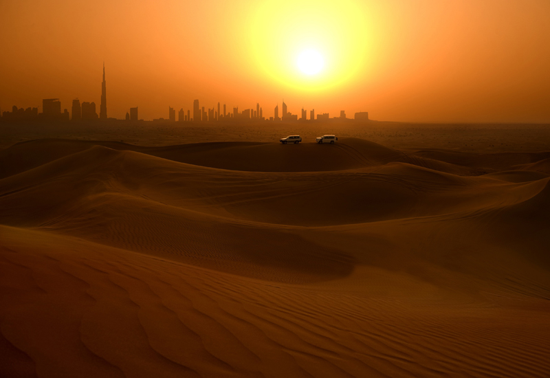Desert safaris or activities are on 20% visitors' lists who visit the emirate.