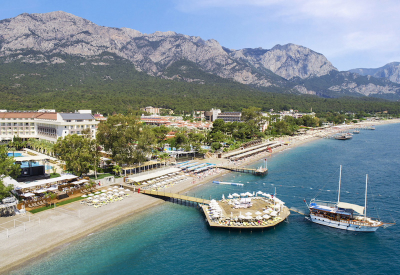 DoubleTree by Hilton Antalya - Kemer opens on the Turkish Riviera.