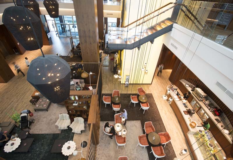 DoubleTree by Hilton Dubai - Business Bay.