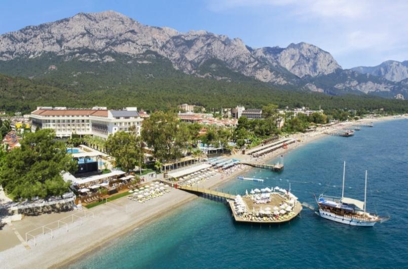 Doubletree by Hilton Antalya Kemer, Turkey.