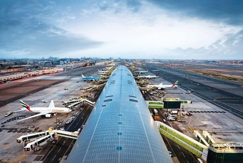 In May 2017 passenger numbers at DXB rose 1.9% compared to May 2016.