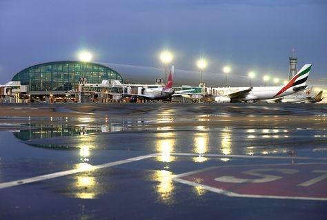 Dubai Airport blogs on 'Connect'.