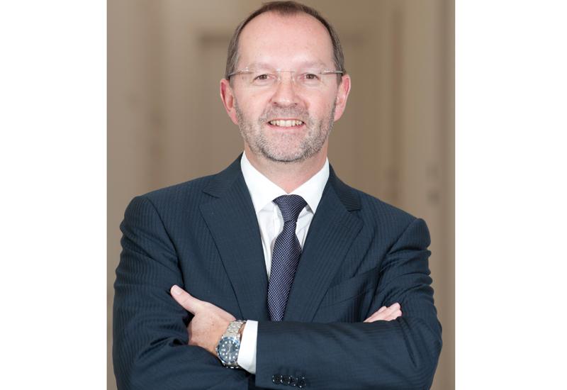 Duravit CEO Frank Richter.